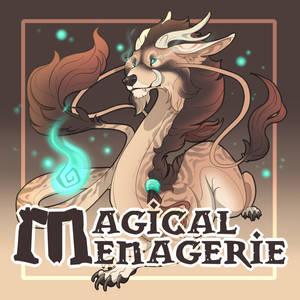 Magical Menagerie: NeonMob Series