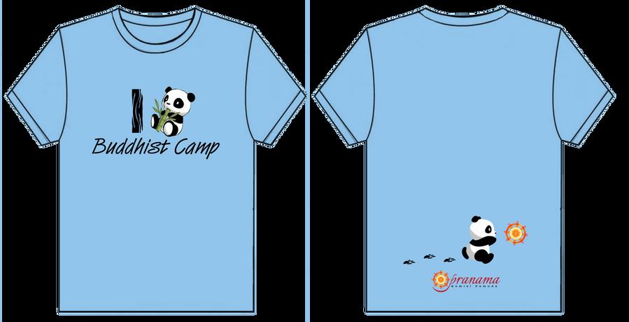 PortoFolio VEA's Event - Buddhist Camp 2015 by artzz90