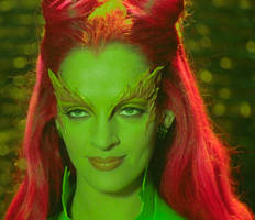 Poison Ivy Uma Thurman - Green With Envy
