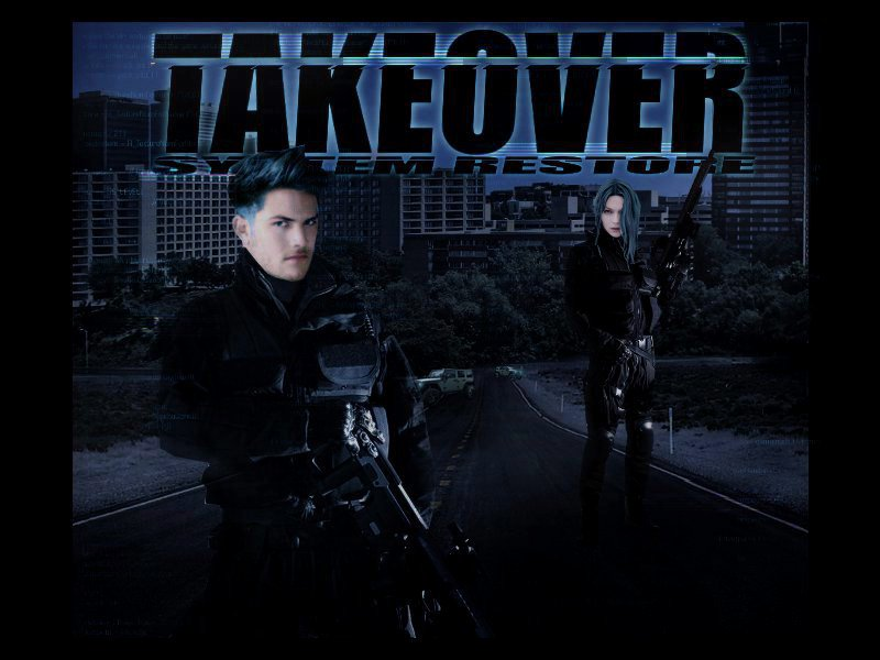 TAKE OVER by Kmind3