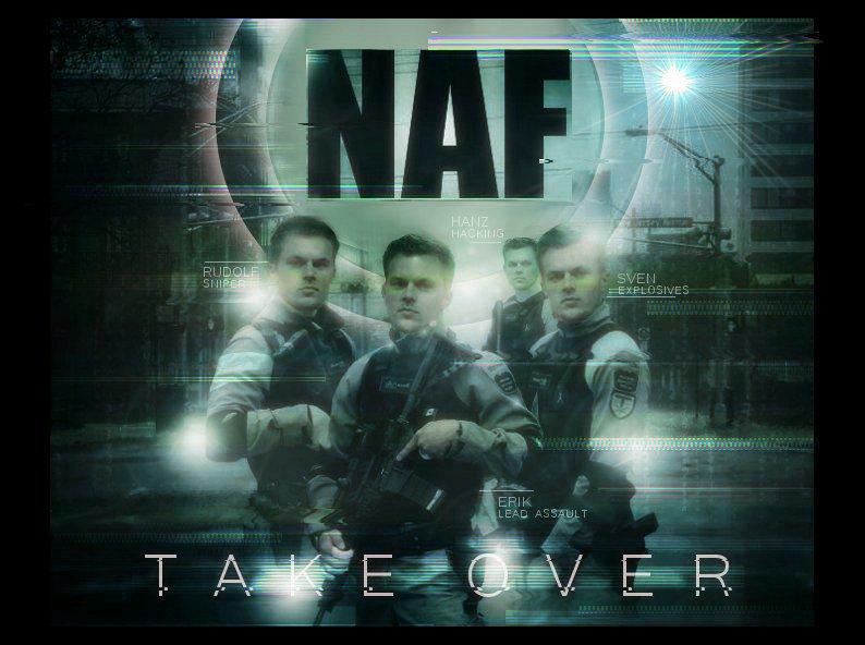 NAF: Take Over by Kmind3