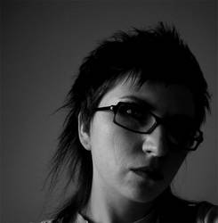 self-portrait with scar by zoz0