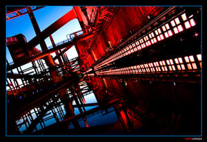 zollverein coking plant