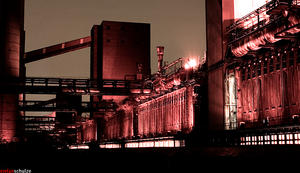 coking plant zollverein by pandemic-artwork