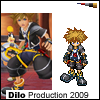 Sora KH2 - Sprite by DiloProduction