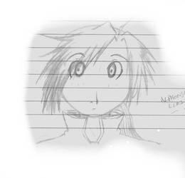 Alphonse doodle