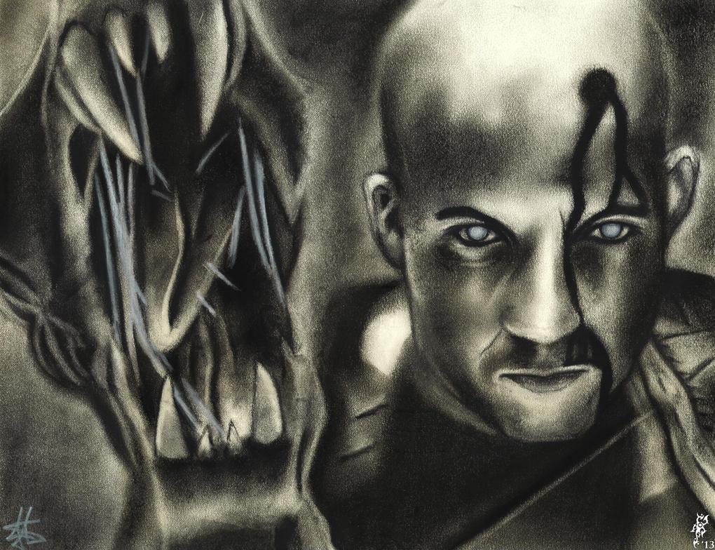 Riddick Versus by julesantonio