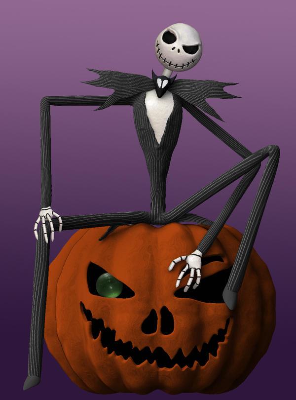 Jack The Pumpkin King by dereus on DeviantArt