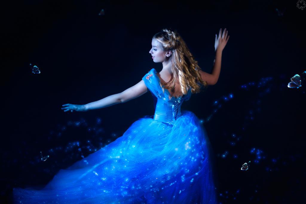 Cinderella by JokerLolibel