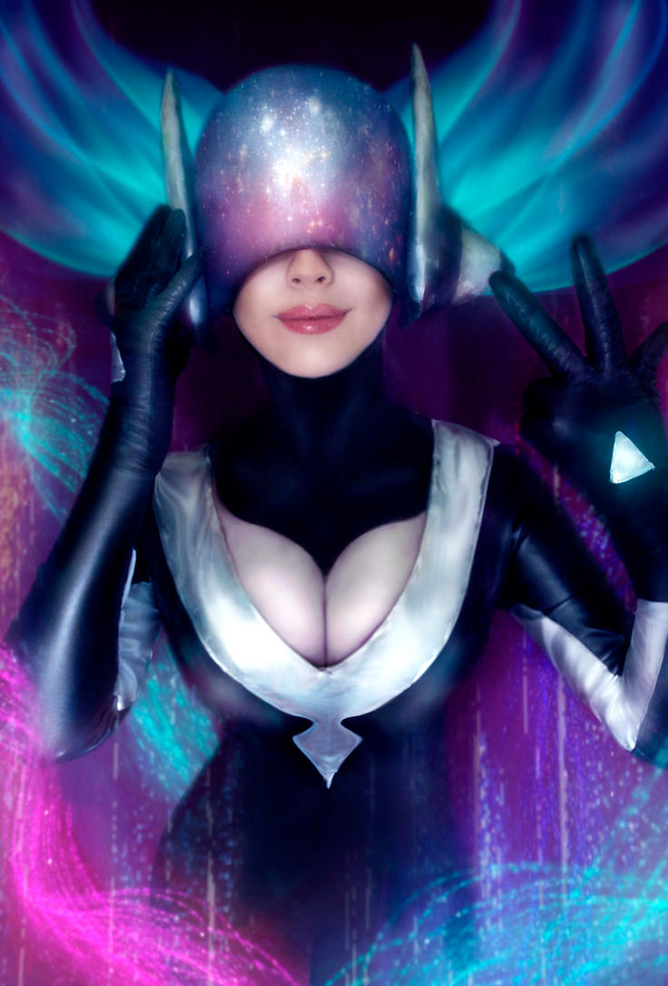DJ Sona by JokerLolibel