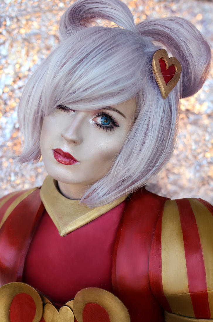 Heartseeker Orianna by JokerLolibel
