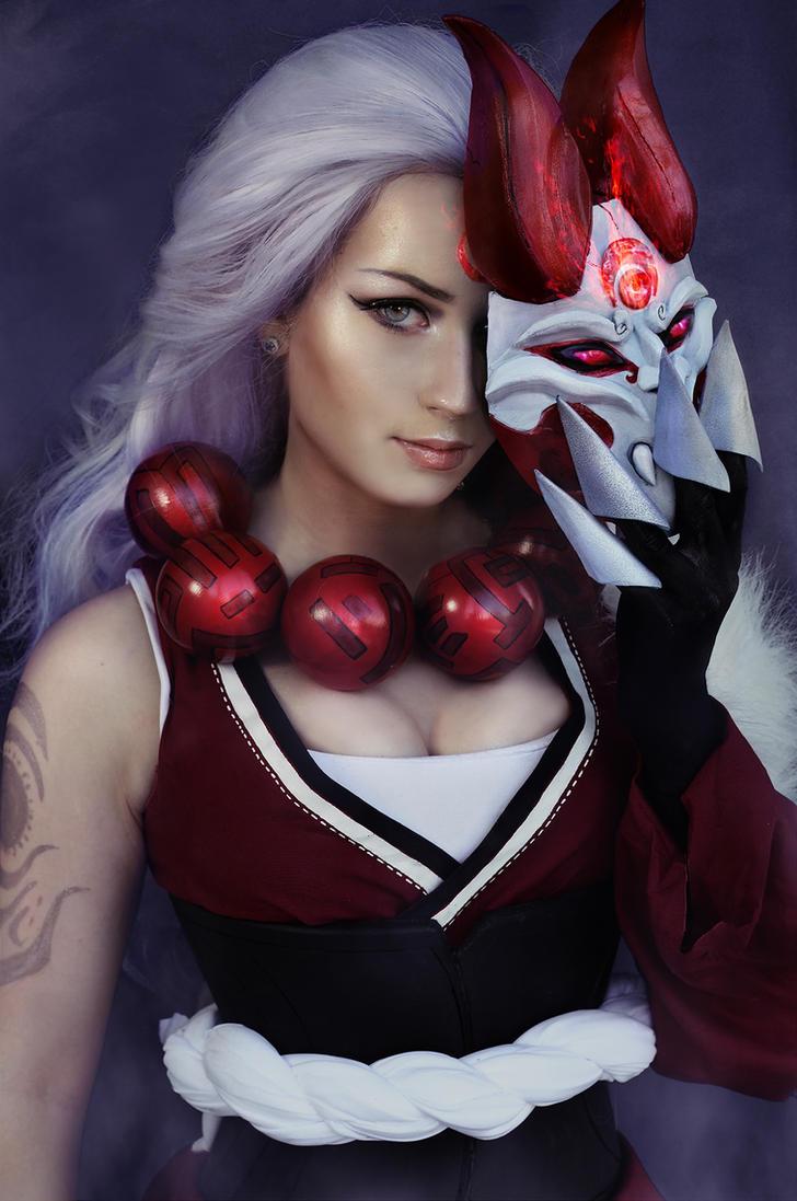 Blood Moon Diana by JokerLolibel