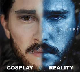 Cosplay/Reality by JokerLolibel