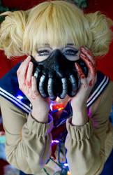 Himiko Toga by JokerLolibel
