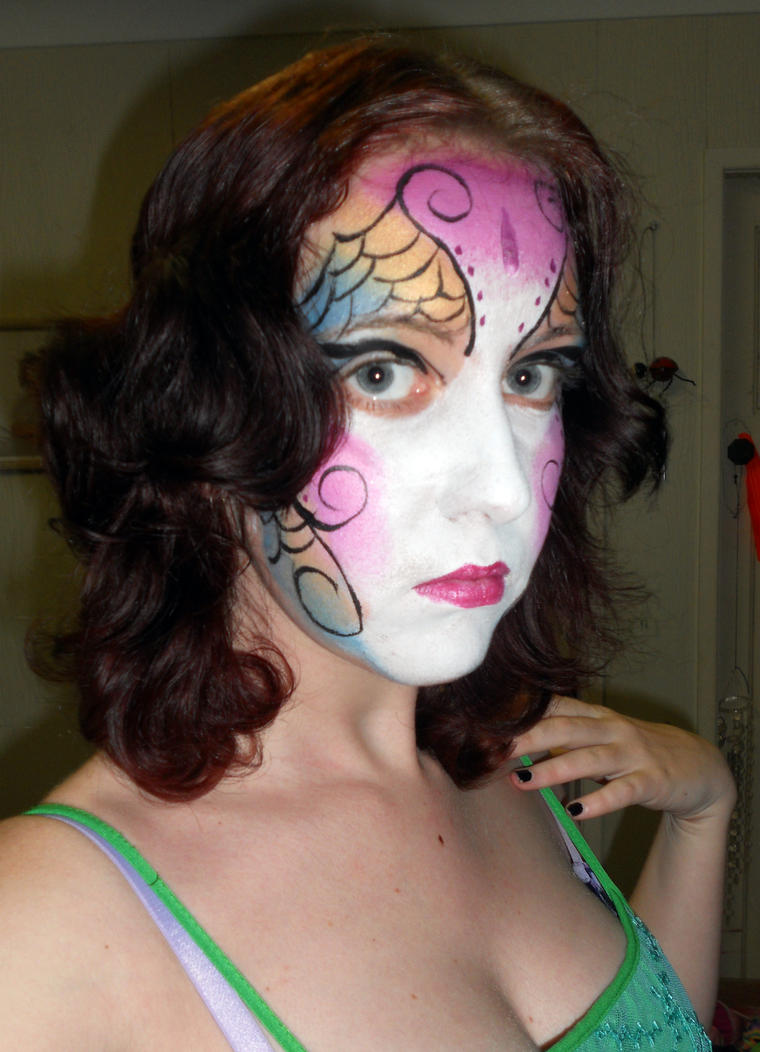 Face Paint 1 by Katies-Cosplay on DeviantArt