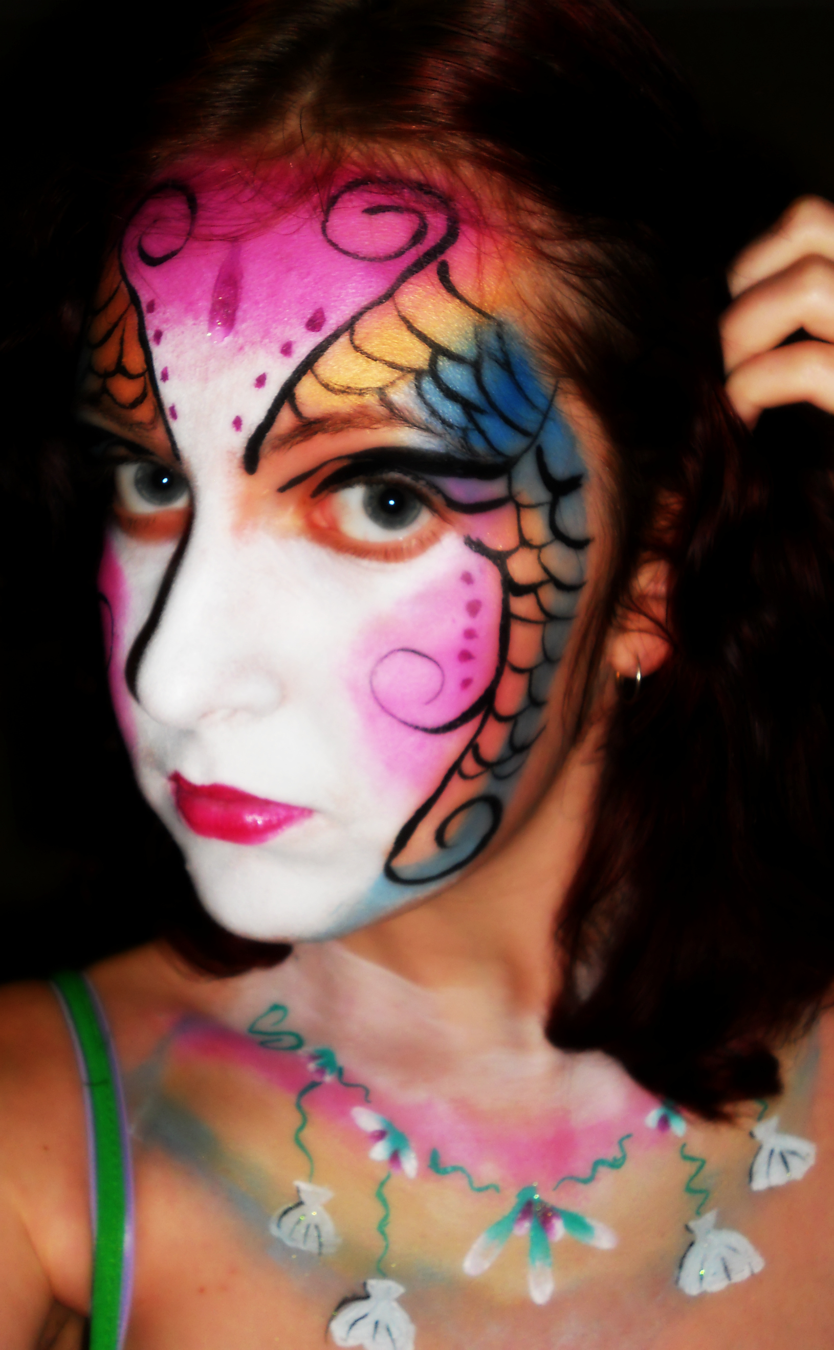 Face Paint 3 by Katies-Cosplay on DeviantArt