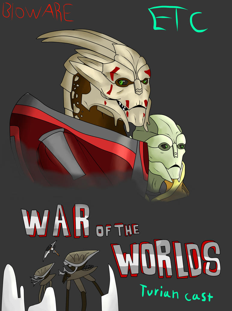 War of the worlds turian cast by - 138.0KB