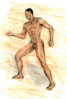 Figure study by lavendertiger