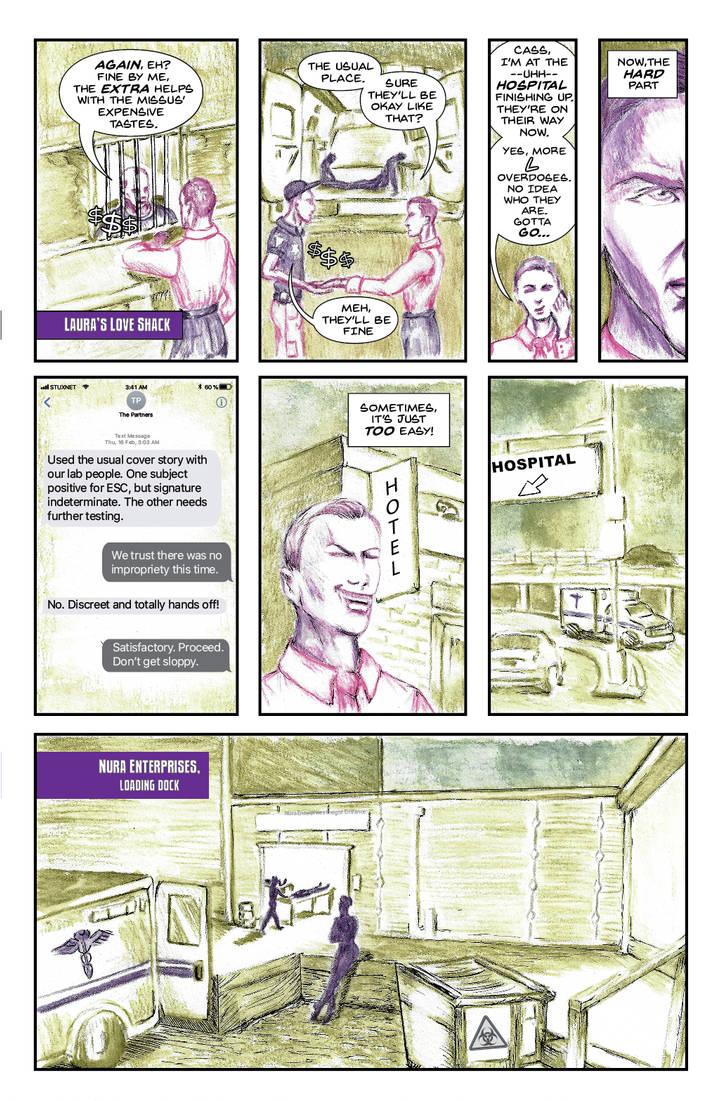 Lavender Menace (Episode 2, page 1) by lavendertiger