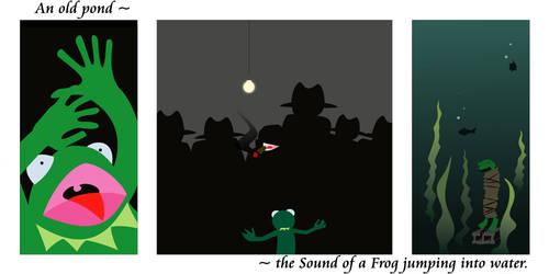 Froggie Haiku