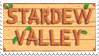 Stardew Valley Stamp by GigasGhosts
