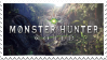 Monster Hunter World Stamp by GigasGhosts