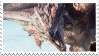 Monster Hunter World Rathalos Stamp by GigasGhosts