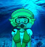 Pokemon Bianca Scuba