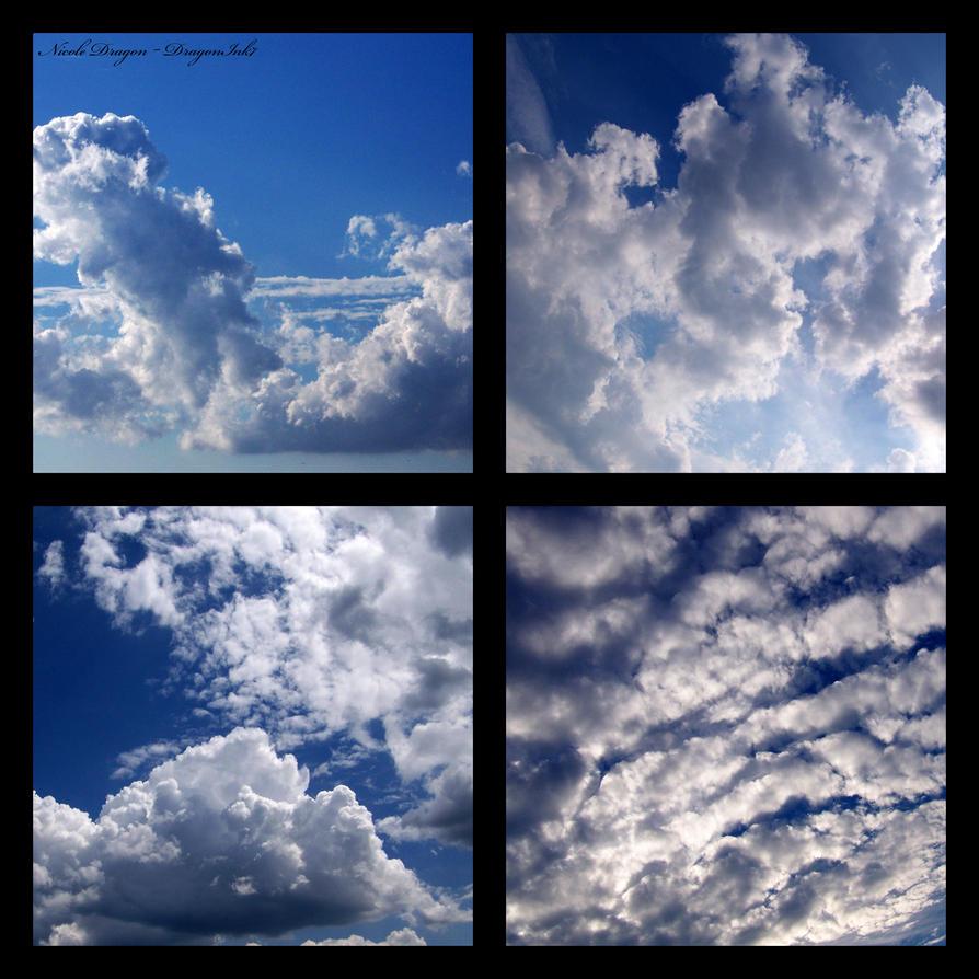 Blue Skies by DragonInk7