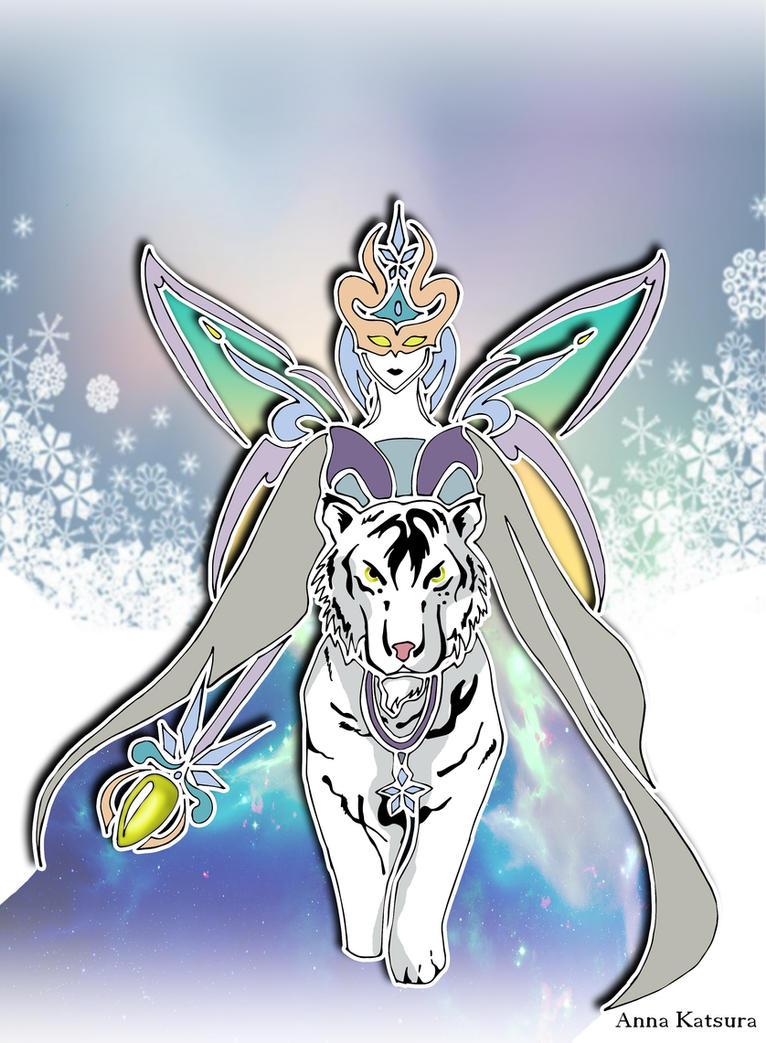 The Snow Queen by AnnaKatsura