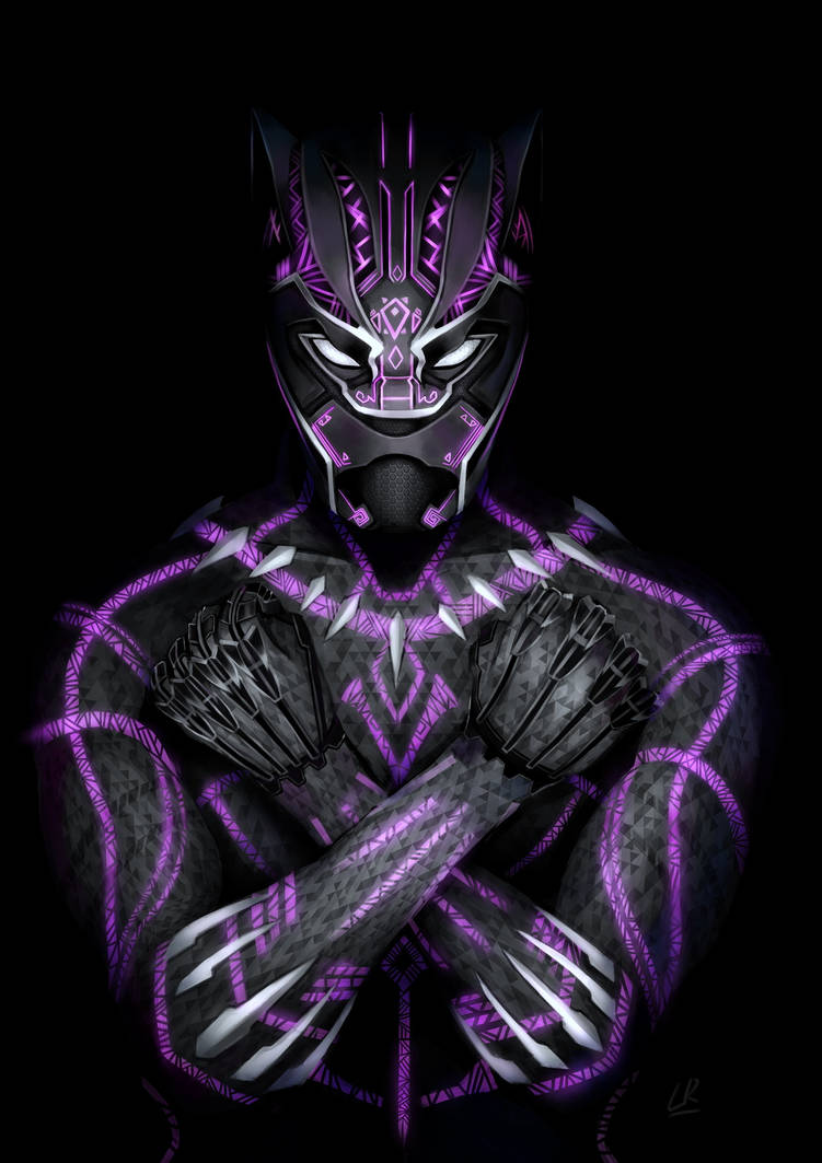 Protector of Wakanda by LazyRemnant
