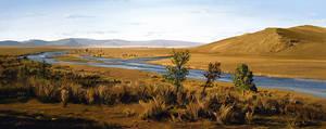 Speedpaint: Mongolia