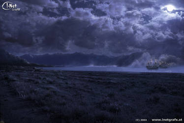 Mattepaint: Moonlight