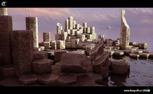 'Hexagon's Island' by inetgrafx