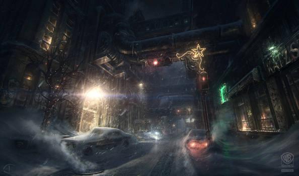 Batman - Arkham Origins: NEWGOTHAM STREETLEVEL