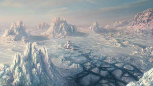 Environment: ICE SCAPE