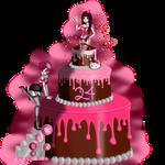 pr1nc3sskaylee's Birthday Cake!