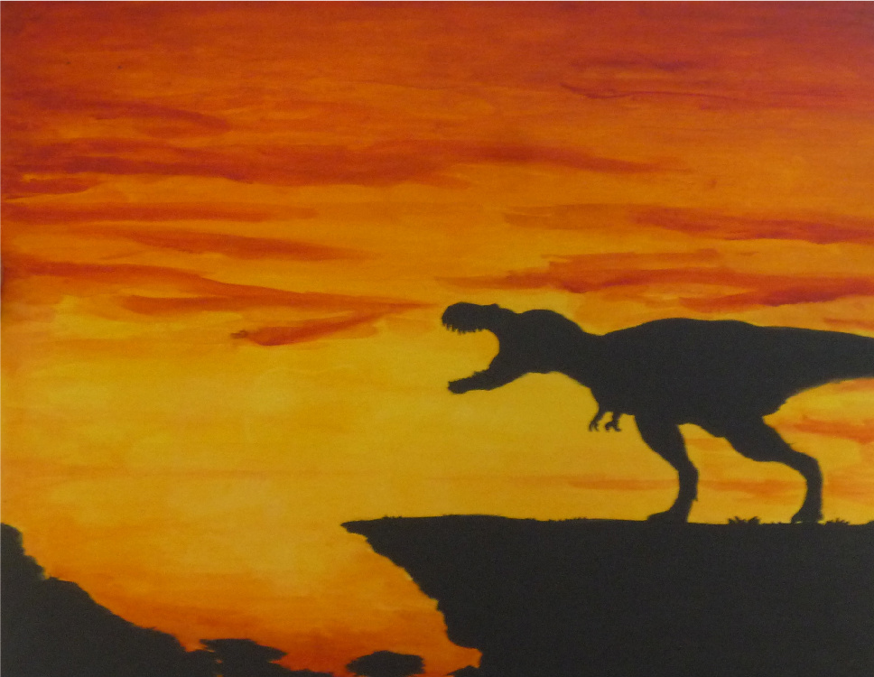King's Last Sunset by uchiha-zooa