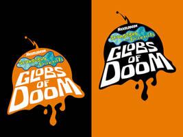 Nicktoons Globs of Doom Logo
