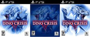 Dino Crisis IV - Box Art Design Triptych by hinxlinx