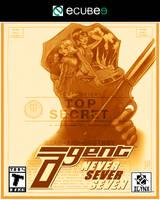 Agent - Box Art Design III by hinxlinx