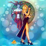 Aya and Eve