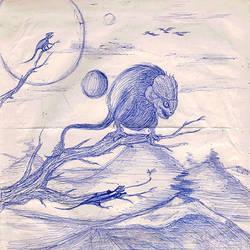 Alien Rat-ptiles I