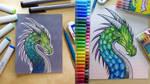 Copic vs. Crayola by ChantalMC