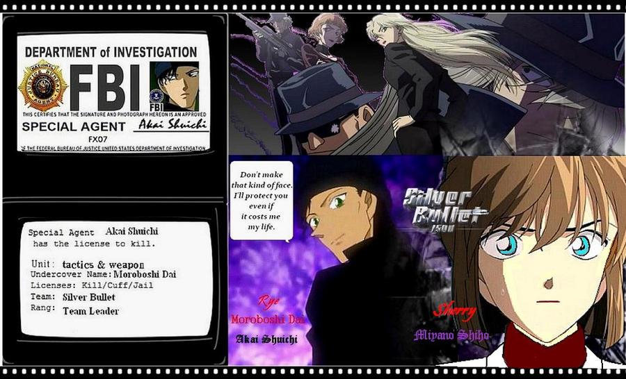 Summary -> Good Smile Case Closed Detective Conan Shuichi Akai