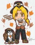 Hagaren Thanksgiving