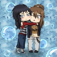 Nah, I hug you, happy ? by Stahliii