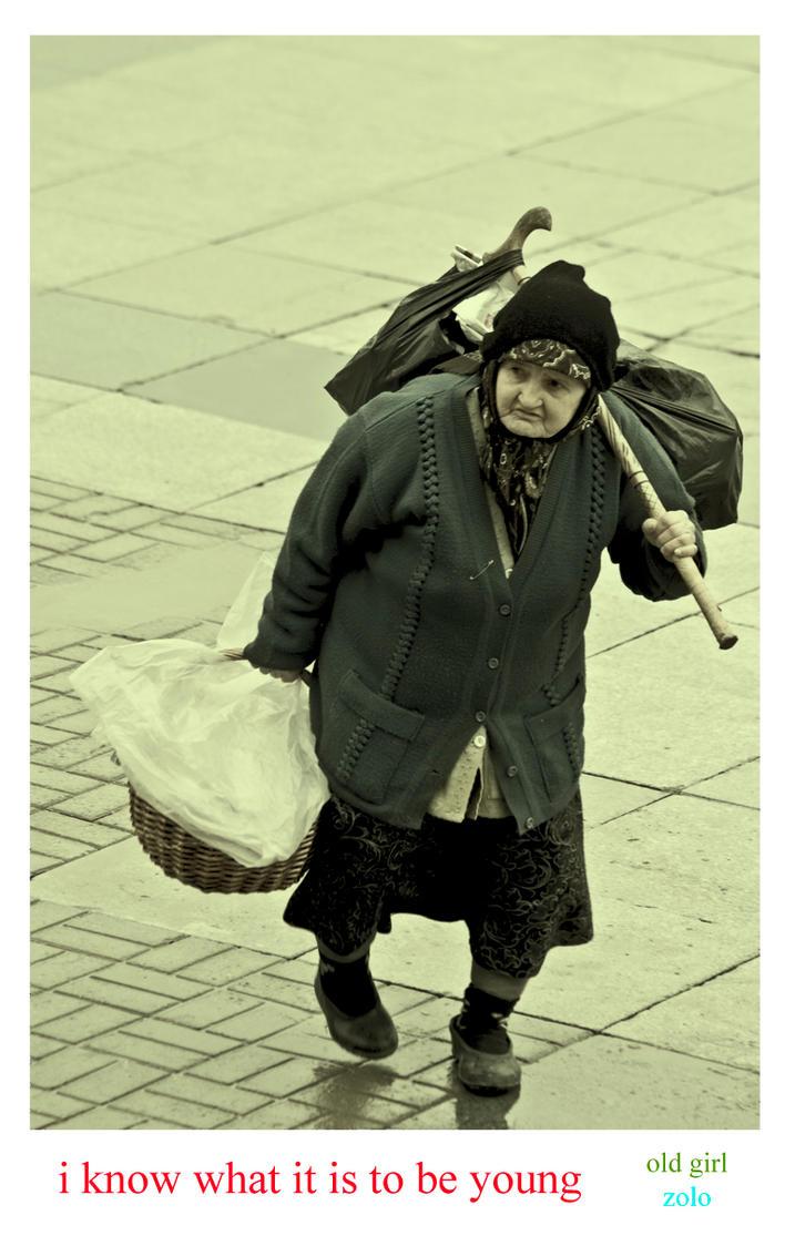 old girl by kavsikuzah