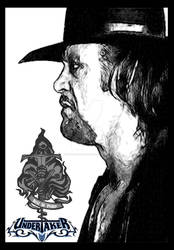 WWE The Undertaker by Patrick75020