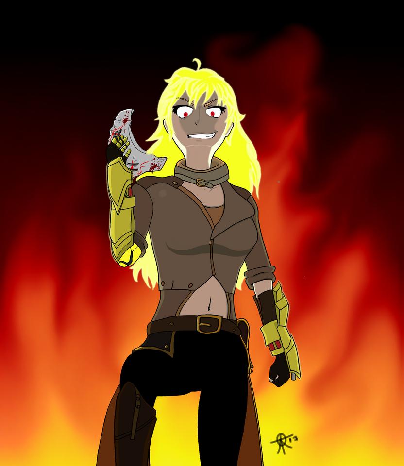 Fiery Vengeance by nolmet